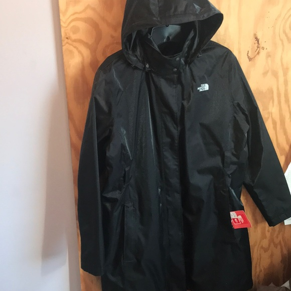 9829ae08f The North Face Womens Kensington Dryvent Rain Coat